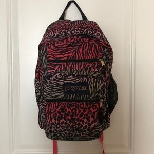Jansport backpack 🎒 with five compartments